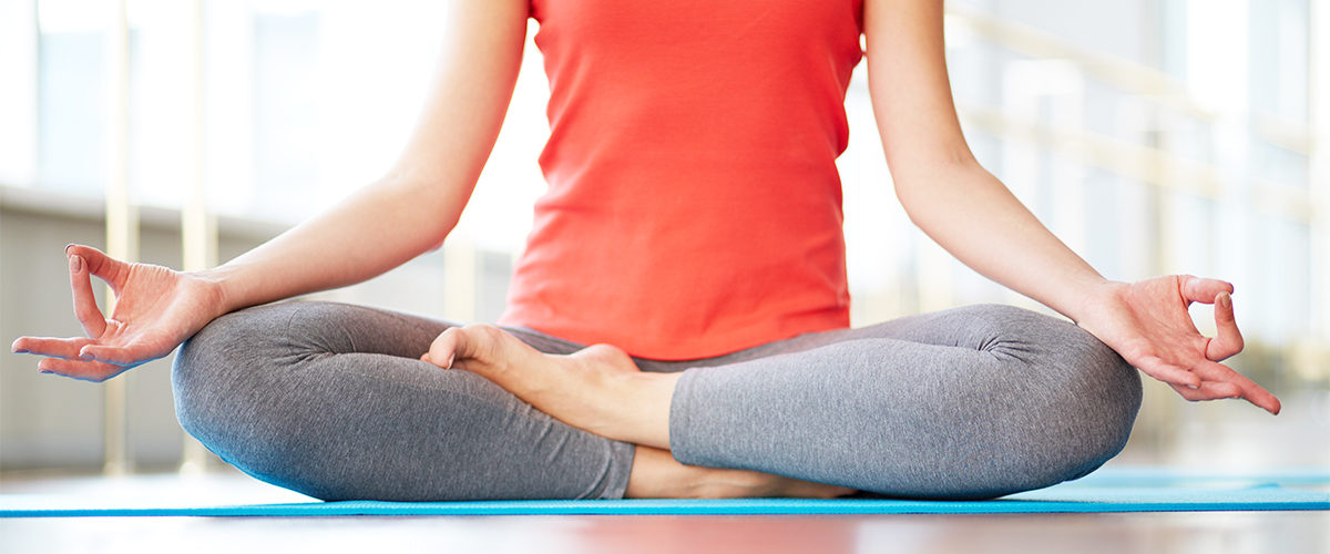 New to yoga? Here are five simple poses you can do!