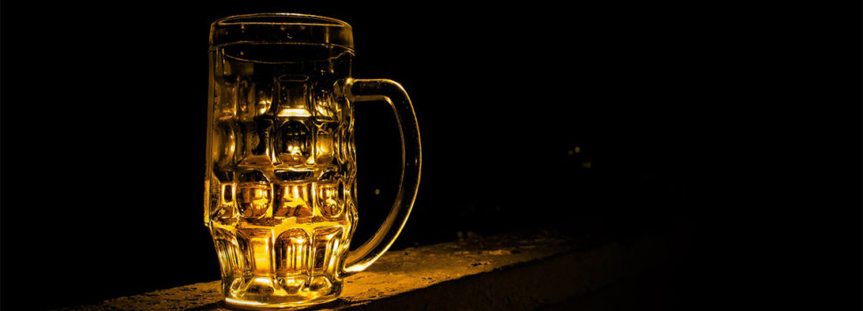 Drinking beer could be good for you!