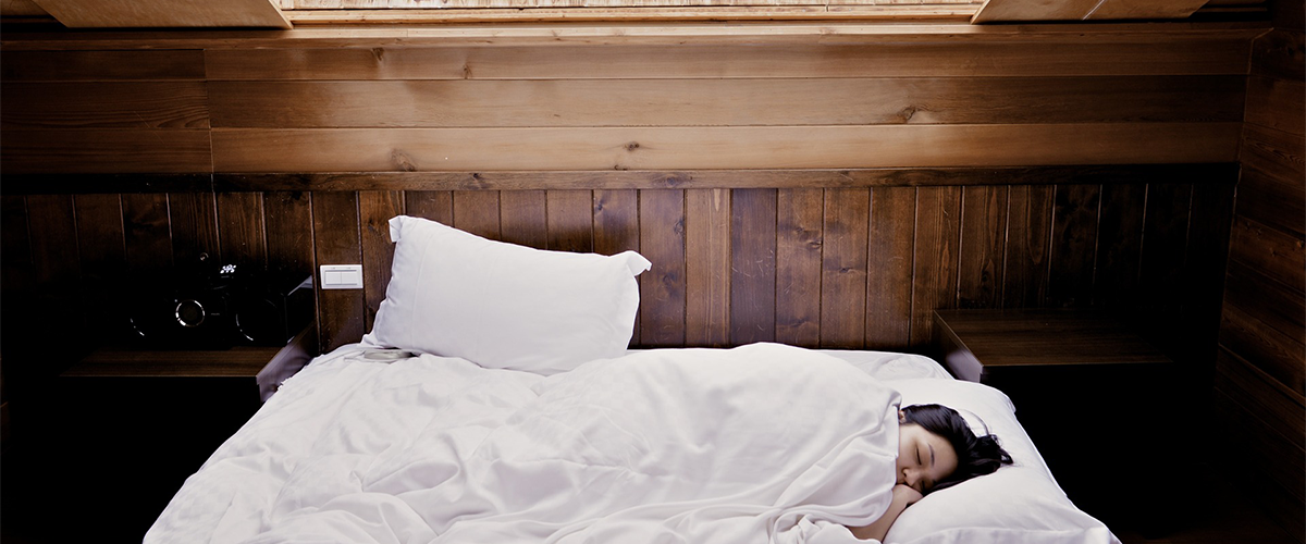 Trouble sleeping? Try these tips and tricks to sleep better