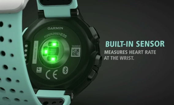 Garmin Heart Rate Sensor