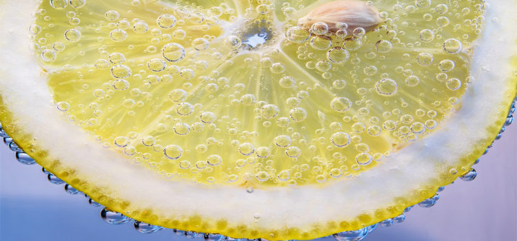 Lemon water can aid in weight loss