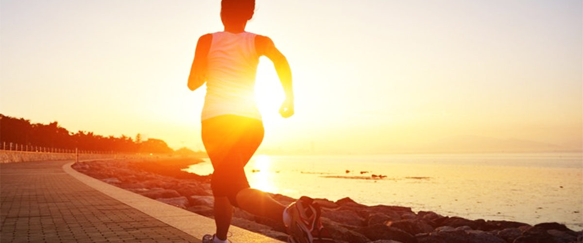 Why you should work out in the morning
