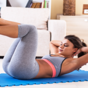 5 simple fat burning home workouts