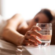 Tips to get yourself to drink more water