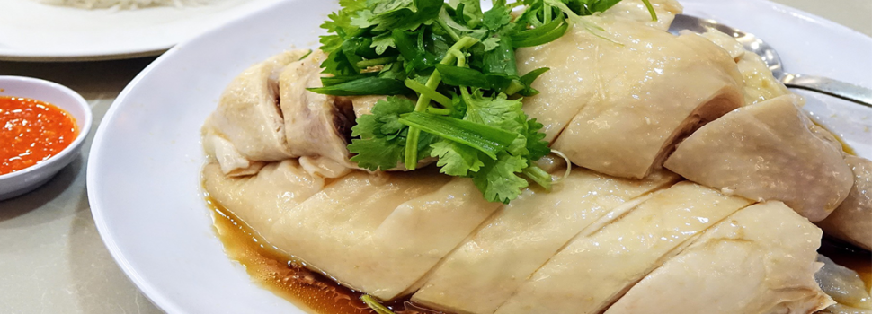 Eating hawker centre foods the healthy way