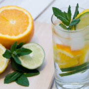 Belly slimming detox water to help you slim down