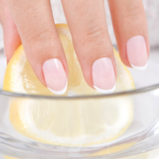 DIY nail soak for stronger nails