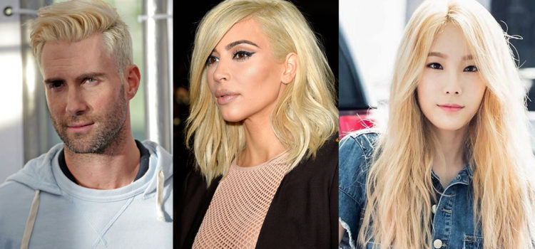 Here's how to bleach your hair without destroying it