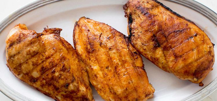 How to make delicious chicken breast that you will want to eat day after day