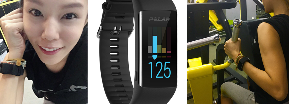 A day with Polar A370 – HealthLoco Reviews