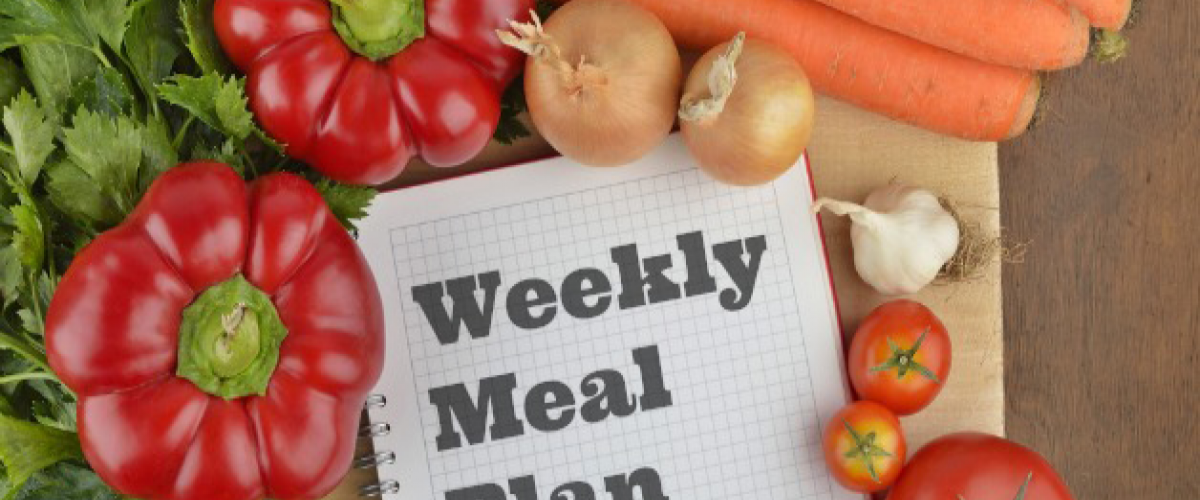 Meal planning and why you should do it