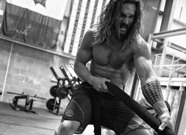 jason momoa rope exercise