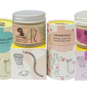 Meow Meow Tweet: Make the switch to natural deodorants now!
