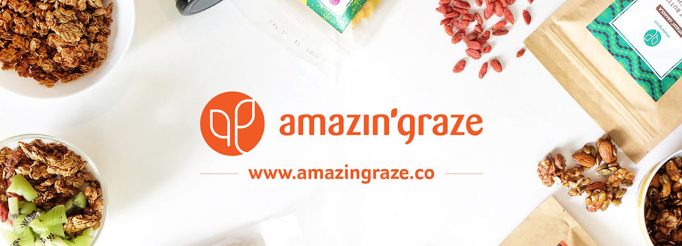 Amazin' Graze: Healthier snacking made delicious!