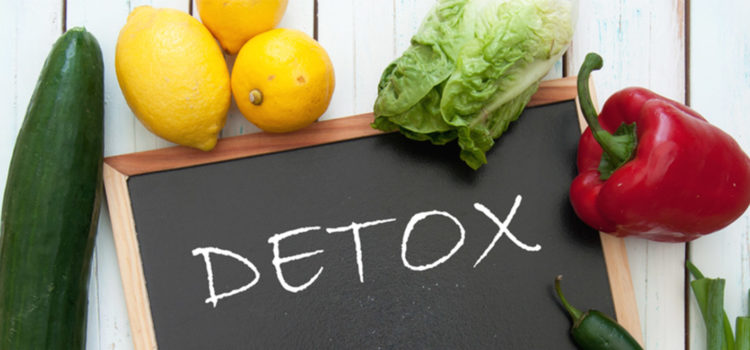 6 Ways to detox after overindulging during the holidays