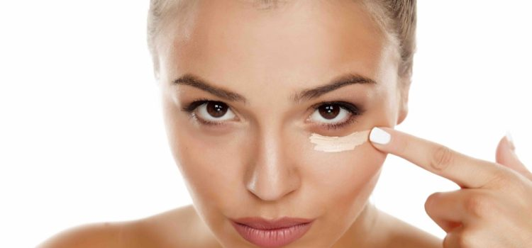 7 Mistakes when concealing dark circles