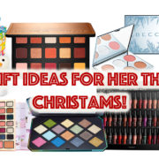 8 Gift ideas for Her this Christmas!