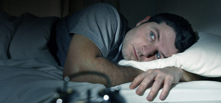 Do you experience disrupted sleep?