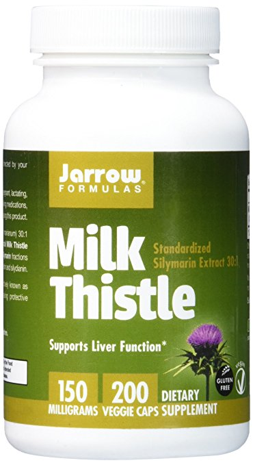 Jarrow's Milk Thistle
