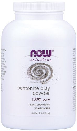NOW Bentonite Clay Powder