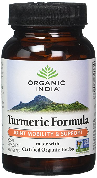 Organic India Turmeric Root
