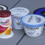 Yogurts from different cultures