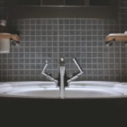 Restrooms – bacteria infested places?
