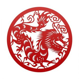 red dragon traditional chinese