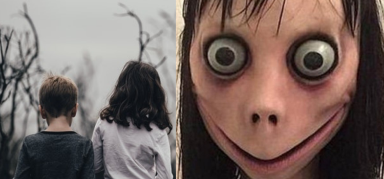 Momo challenge, effects to your children's health and how to protect them