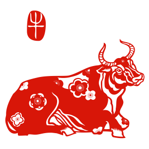 red ox chinese traditional