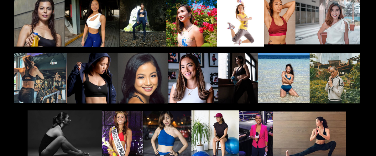 Top 20 Female Fitness Influencers from the Philippines