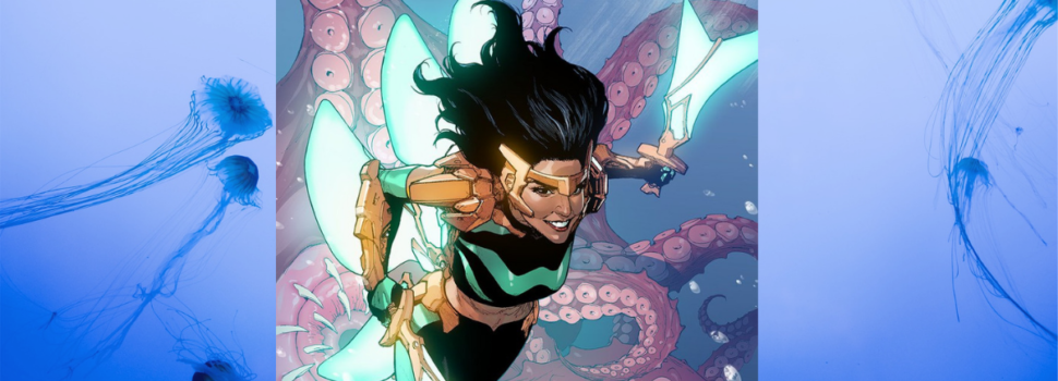 Meet Marvel's newest and first Filipina superhero