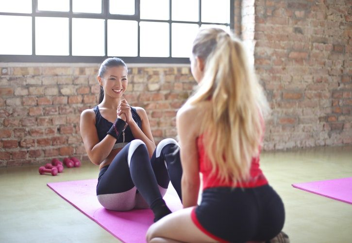Your quick guide when looking for a personal trainer