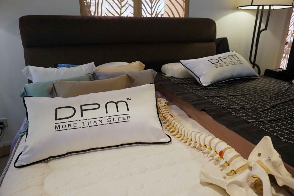 DPM POINT-TO-POINT MATTRESS review