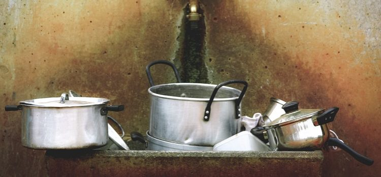 Washing the dishes is good for your health