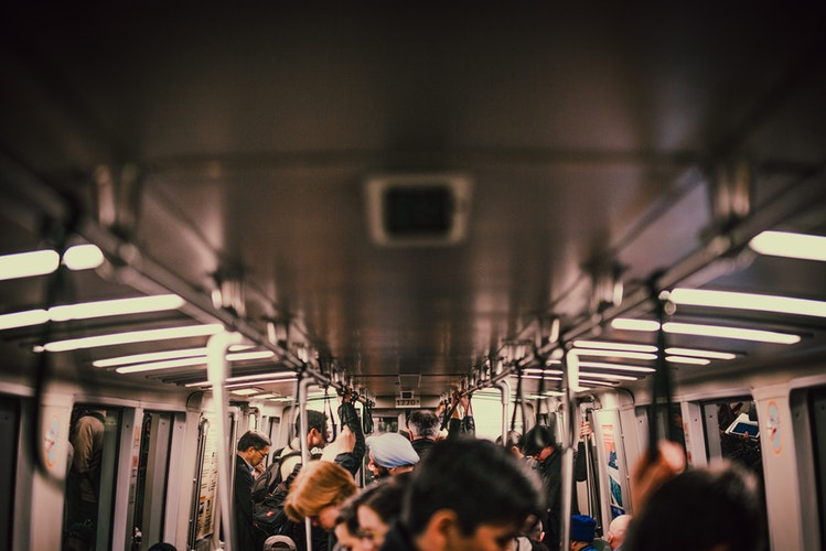 how to be productive when commuting