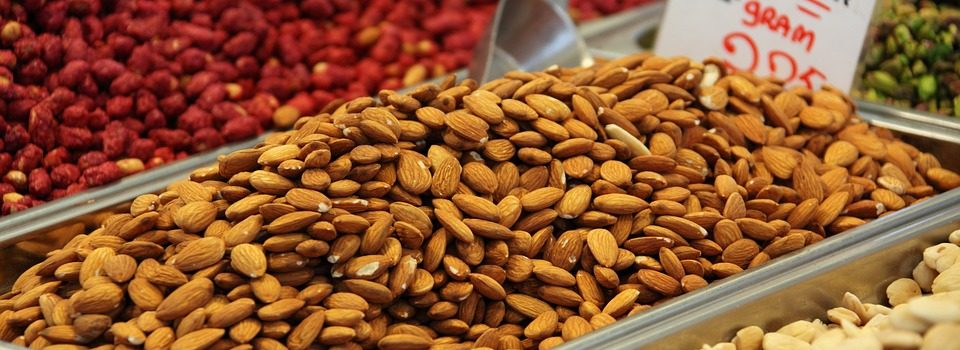 Why you need almonds in your life – health benefits