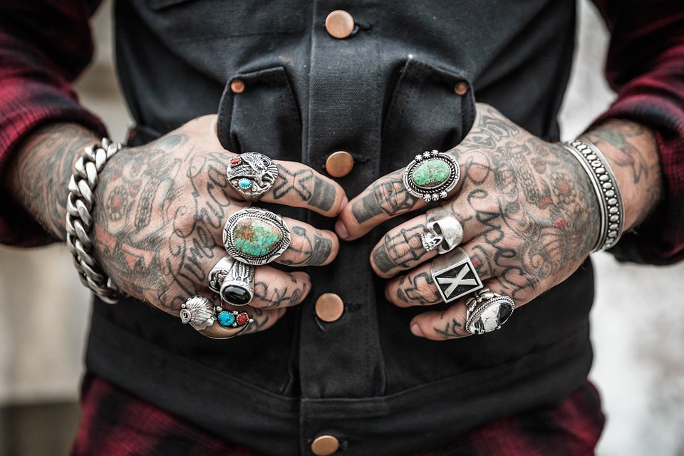 what are the risks of tattoo and body piercings?