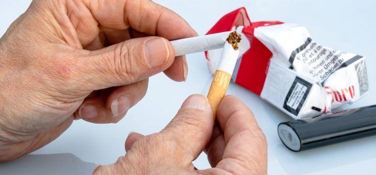 7 Important Health Benefits of Quitting Cigarettes