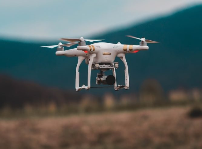 How drones can help us in COVID-19 pandemic